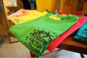 kumejima shirts オリジナルTシャツ