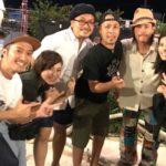 先日のRickie-G ライブ in 久米島 最高でした!