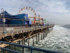 Santa Monica Pier サンタモニカピア