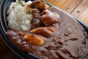 久米島の赤鶏カレー