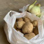 【田舎あるある】近所の人がめっちゃ野菜をくれる。久米島は無農薬野菜がたくさん