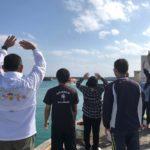 豪華客船 にっぽん丸クルーズ船の船内を見学してきました! 久米島へ入港