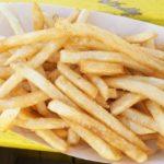 【雑学】フライドポテトは間違い!?正しい言い方は。。。ちょっとしたジャンクフード豆知識