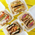 【6/17〜6/29期間限定】激ウマ 4種類の『サンドイッチ』をお楽しみ下さい!!