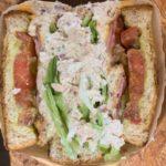 現在販売している『4種類のサンドイッチ』に追加で2種類のサンドイッチを販売します!
