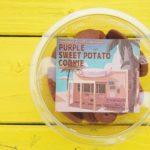 じわじわ人気上昇中!ここでしか買えない 久米島紅芋クッキーYUNAMI FACTORY BOBA で販売中!!