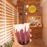 牛乳不足。。物資が入り次第9/3(木)からタピオカ店YUNAMI FACTORY BOBAを営業再開致します!
