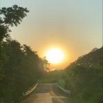 絶景! 久米島のサンセット アーラ浜