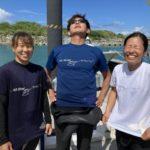 久米島のダイビングショップ『ESTIVANT』(ダイブ エスティバン)さんのTシャツ製作をさせて頂きました!