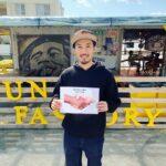 先日始めた企画 「久米島バトン』 を2/16(火)の琉球新報さんの新聞記事でご紹介頂きました。
